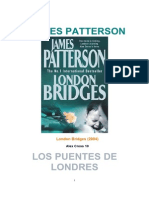 Los Puentes de Londres (Alex Cross 10)-James Patterson