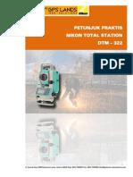 GLIS Manual DTM-322 Series