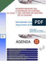 Socialización MECI-GP1000