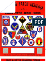1944 Shoulder Patch Insignia