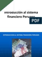 Introduccion Sistema Financiero Peruano