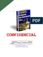 El Secreto de Negocios Que Puede Hacerle Rico - Alvaro Mendoza
