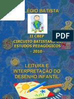 Leitura e Interpretação do Desenho Infantil (Slides em PDF)