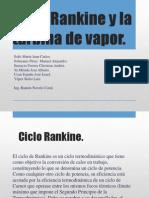 Ciclo Rankine y La Turbina de Vapor