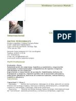 Curriculum Vitae Viridiana[2