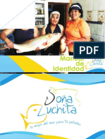 Manual Cevichería Doña Luchita