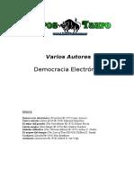 Varios - Democracia Electronica