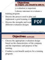 14 Sesion Training Evaluation