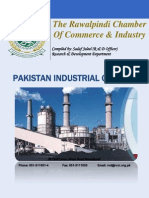 Industry Growth in PAKISTAN