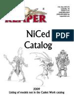 2009 Nice d Catalog