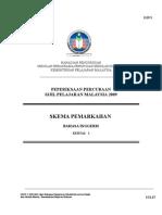 Mark Scheme Paper 1 - 1119 Sbp Spm Trial 2009