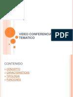 VIDEO CONFERENCIA Y FORO TEMATICO.pptx