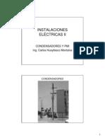 Condensadores y PMI