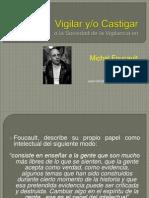 Vigilar y Castigar M. Foucault