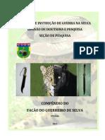 FACÃO DO GUERREIRO DE SELVA