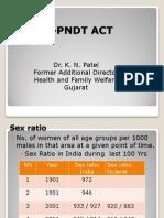 PC-PNDT ACT