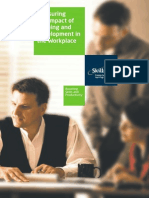 Measuring the Impact - Final Report