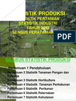 Stat Produksi ST2013