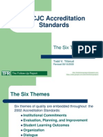 TFR Accreditation Standards SixThemes(3) 2009-08-18TVT
