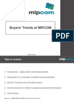 Mipcom Buyers Trends Whitepaper