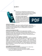 LECTURA N 1 Lubricantes