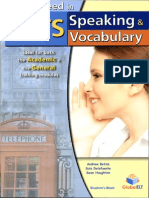 IELTS Speaking and Vocabulary