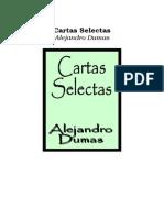 Alejandro Dumas - Cartas Selectas.pdf
