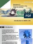 CFX Intro 14.5 WS13 Turbo Pre Post