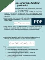 C 8 IngVal_Dimensiunea Economica a Functiilor Produselor