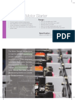 IP 144-155 Powerline Motor Starter
