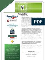 Newsletter August 2009