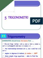 5 Trigo