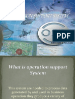 Operation Support System
