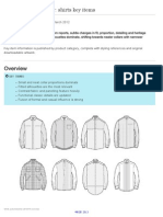 AW1314 Mens Key Items Category Shirts
