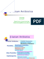b-lactamAntibiotics