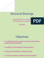 Structural Bracings