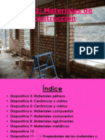 Tema 2 Materiales de Construccin