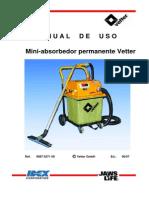 Bedienungsanleitung Mini Permanent Sauger Spanisch[1]