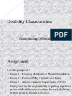 3 Disability