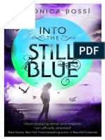 Into the Still Blue by Veronica Rossi Chapter One