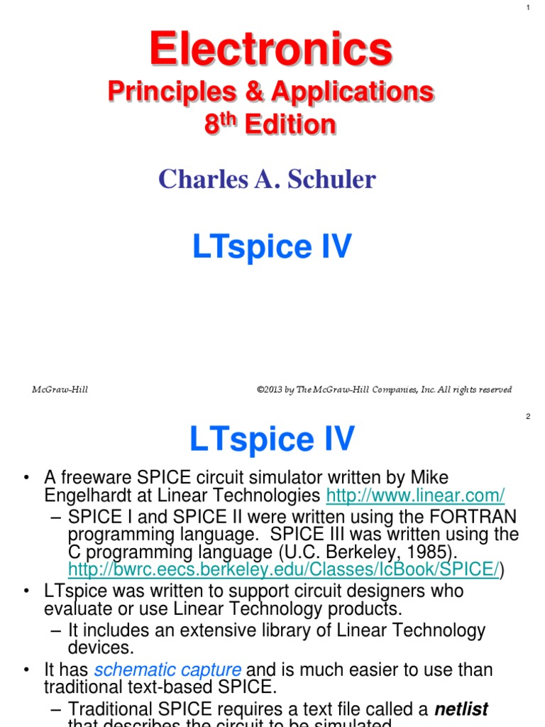 Ltspice Final Spice Amplitude Free Download Of The Opensource Circuit Simulator Geckocircuits