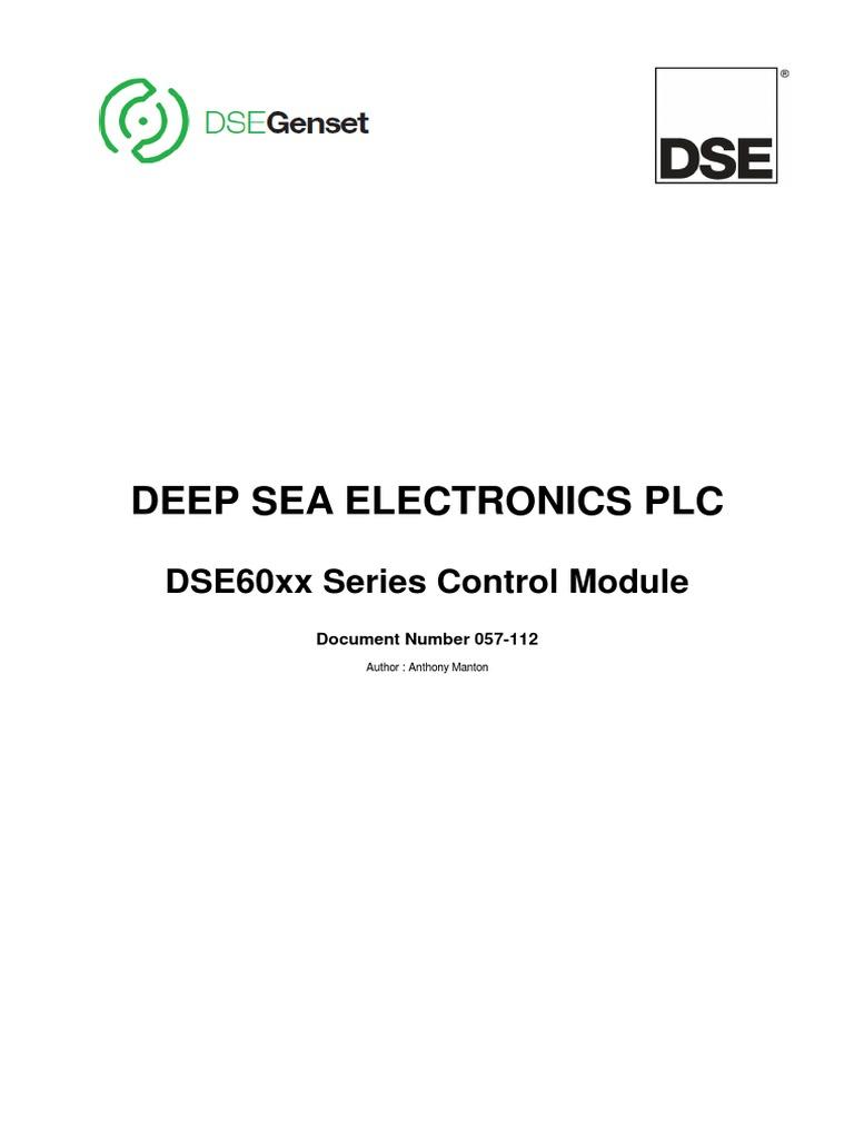 dse6010 20 manual relay alternating current. Black Bedroom Furniture Sets. Home Design Ideas
