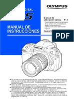 E-5 Manual de Instrucciones ES