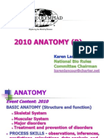 Anatomy-skeletal, Muscles -