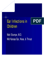 Ear Infections in Chn