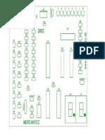 Komponentplaceringstegning Styringsprint Ver 2013