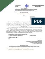 Regulamentului Privind Stabilirea Cursului Oficial Al MDL.doc