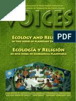 Ecologia y Religion