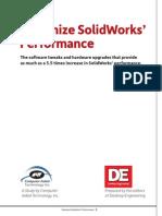 Maximizing SolidWorks Performance 2013