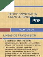 Efecto Capacitivo en Lineas de Transmison (1)